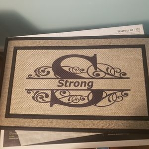 Other - Custom made Mat/rugs